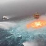 В Мексиканском заливе произошла крупнейшая авария со времен Deepwater Horizon