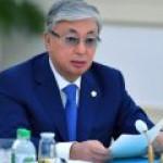 """Токаев: """"Лукойл"""" поможет Казахстану с проектом на Каспии"""