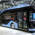 """Водоробус """"Группы ГАЗ"""" имеет преимущества перед электробусами"""