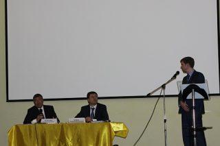 Конференция по Нефтесервису.