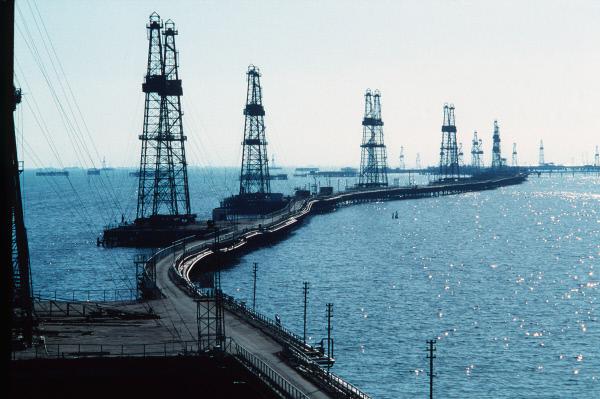 Kaspi gaz platforma Azerb