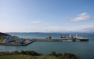 Kozmino  neft oil port