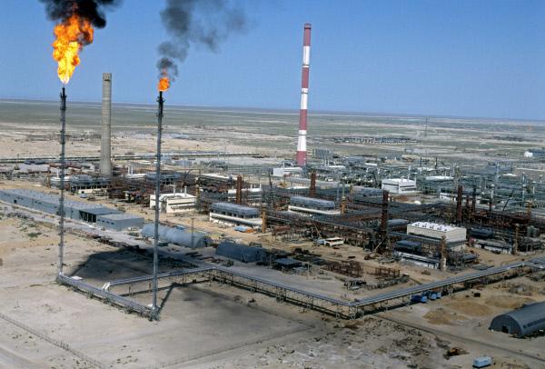 Нефть попутный газ ПНГ
