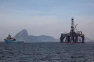Platforma neft shelf oil