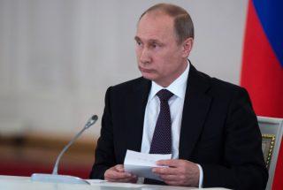 Putin prezide