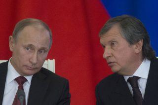 Pytin Sechin Rosneft