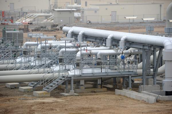 Severni potok Nord Stream gaz