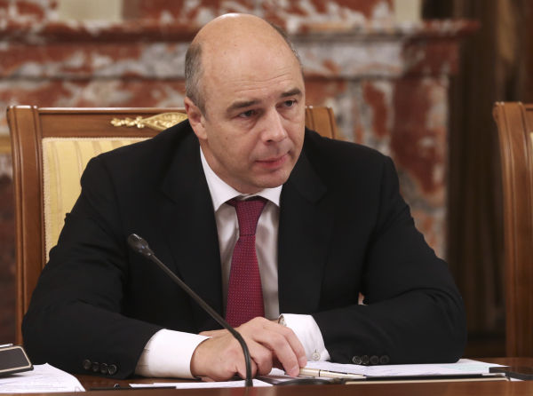 Siluanov Minfin