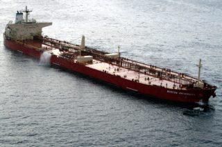 Tanker neft oil