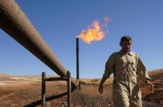 Gaz Iraq neft