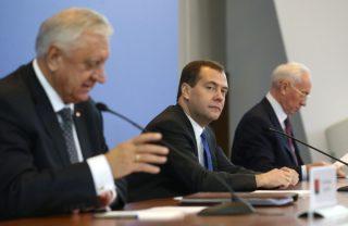 Medvedev Miasnikovich Azarov