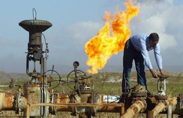 Irak neft oil