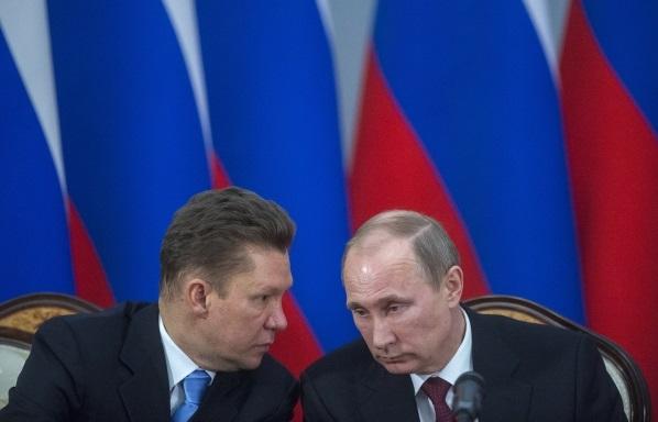 Miller Putin