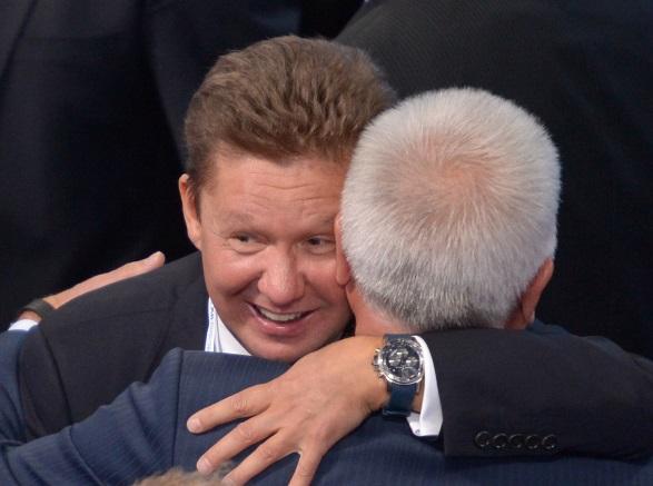«Газпром» иShell договорились обосновных условиях созданияСП по«Балтийскому СПГ»