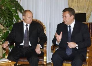 Putin Janukovich