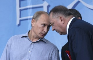 Tokarev Putin