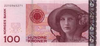 Norvegian krona