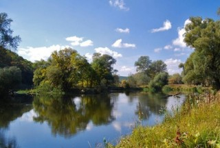 donez reka priroda