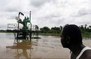 Neft oil Nigeria
