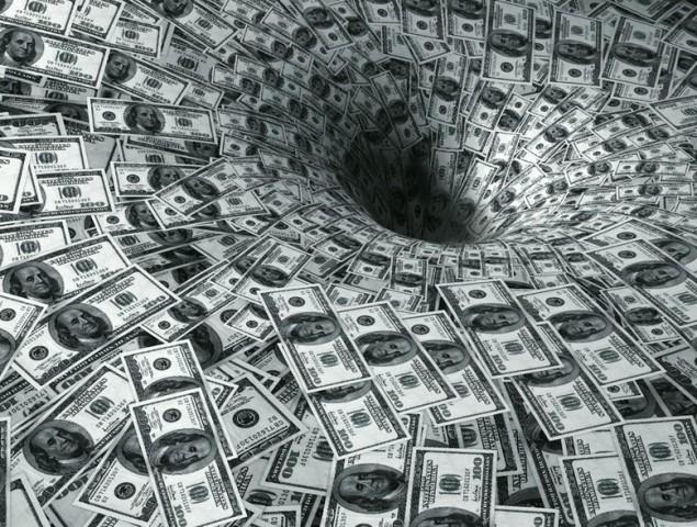 доллар госдолг