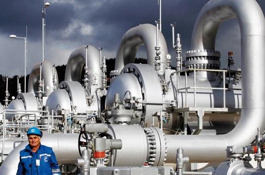 Чехия нефть газ