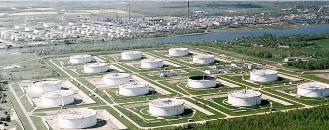 Neft Terminal