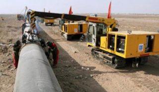 Ujni korridor gazoprovod