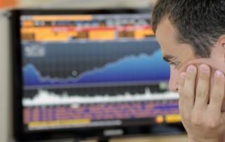 Работа нового офиса фондовой биржи РТС
