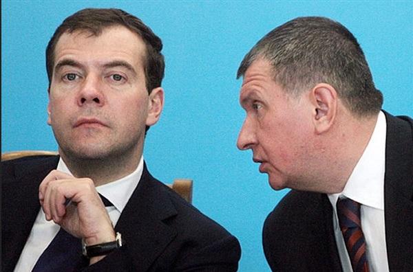Sechin Medvedev