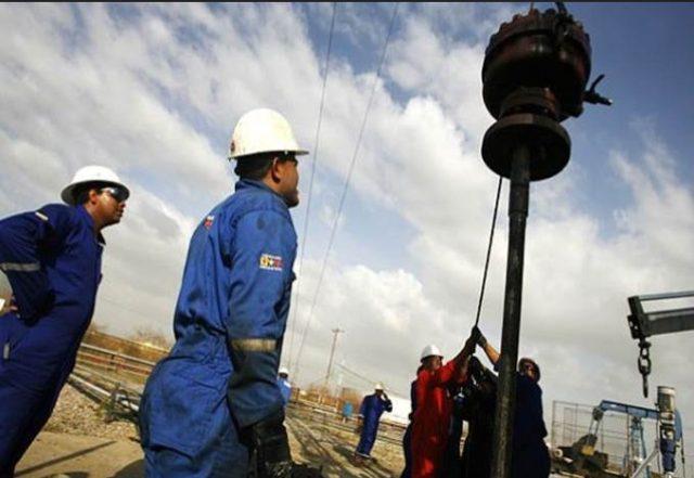 venesuela neft oil