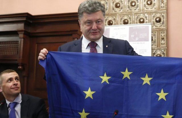 Порошенко Украина ЕС