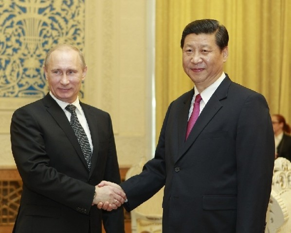 Putin Zidziaopin