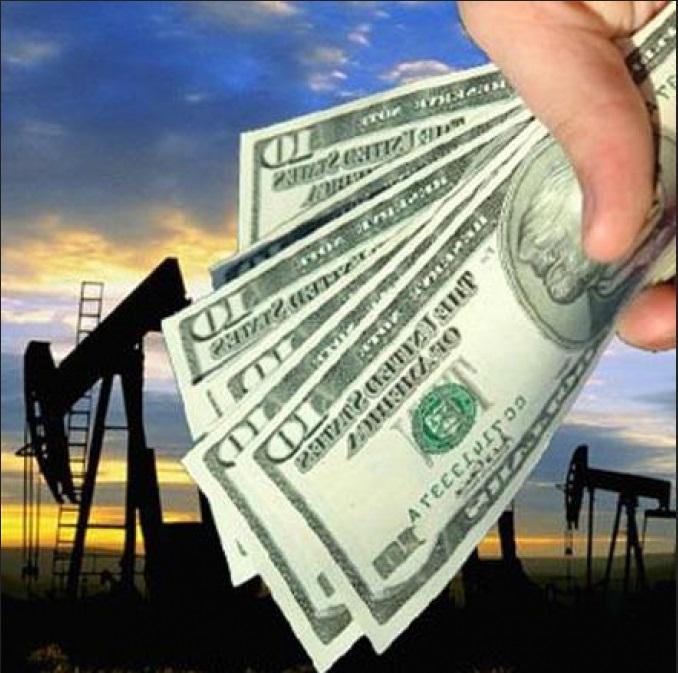 USA neft oil