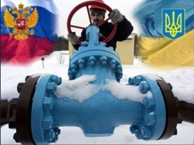 Gaz Russia Ukraina
