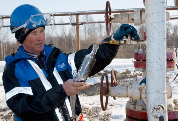 Gazprom-neft-Oil