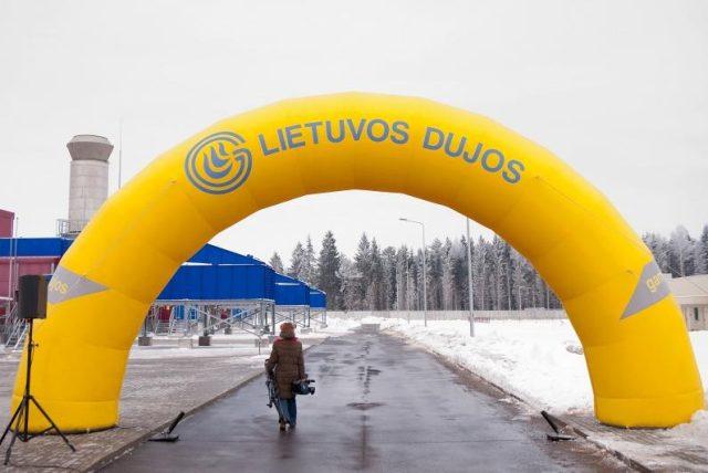 Lietuvos dujos