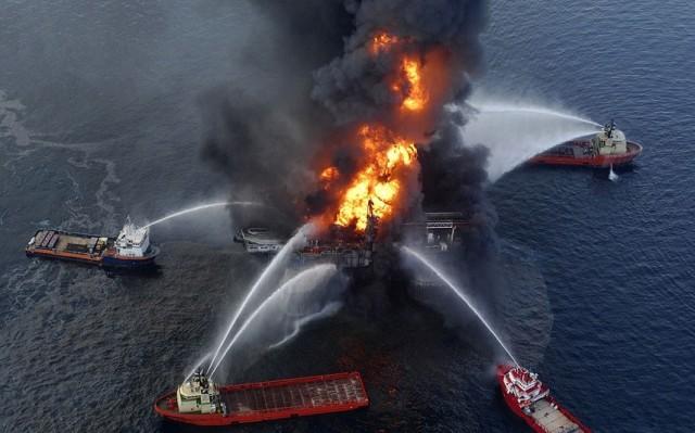 Meksikansky zaliv BP