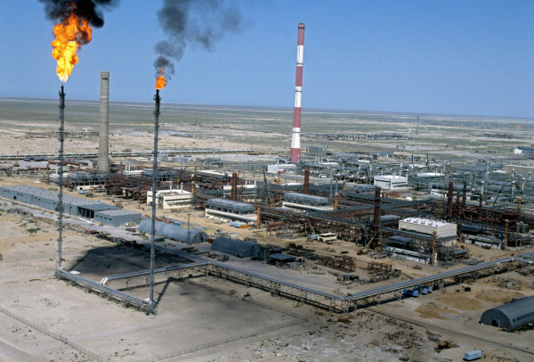 Neft-Oil-Tengis-Tengiz