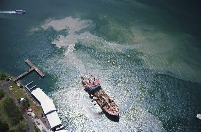 Port Neft Oil Razliv