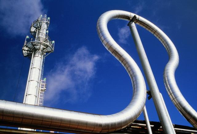 Truba Gas Gaz Zavod