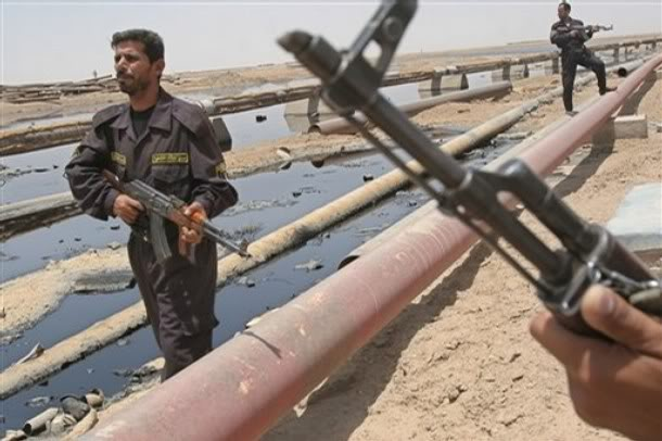 irak neft
