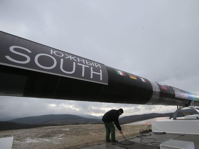 Russia South Stream