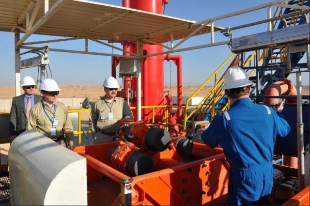 Burenie neft Oil