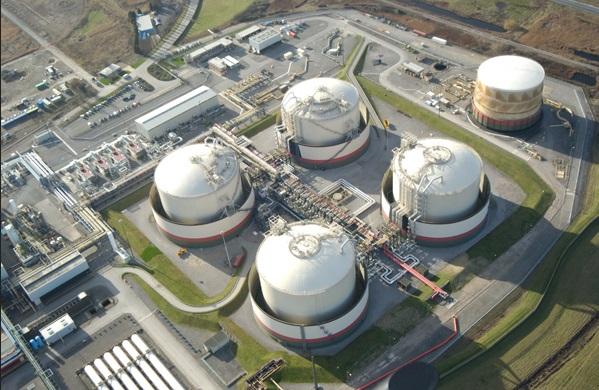 LNG Terminal SPG