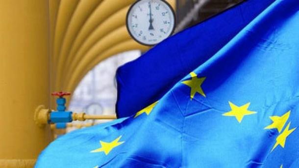 Украина ГТС ЕС газ