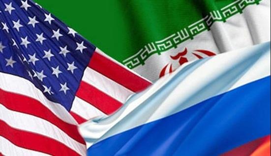 Iran USA Russia