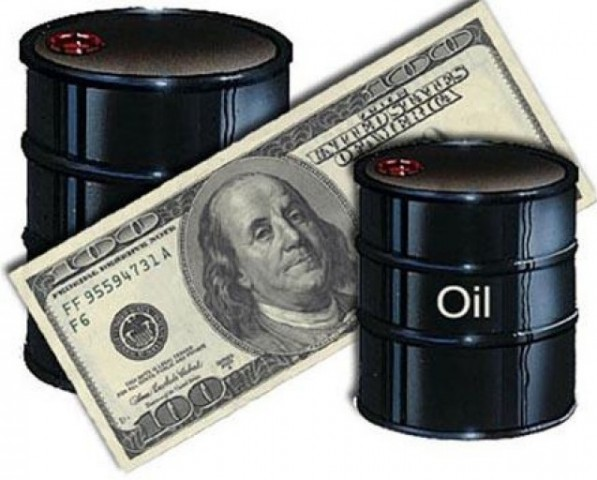 Neft Oil Dollar