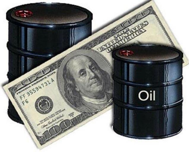 Neft Oil Dollar