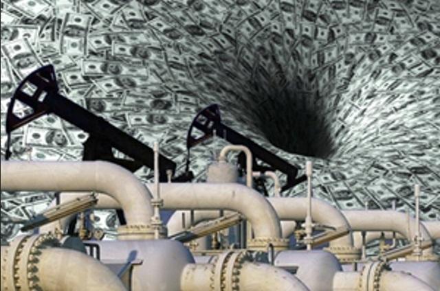 Neft Oil Gaz Dollar