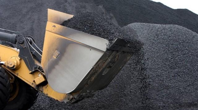 Уголь Украина